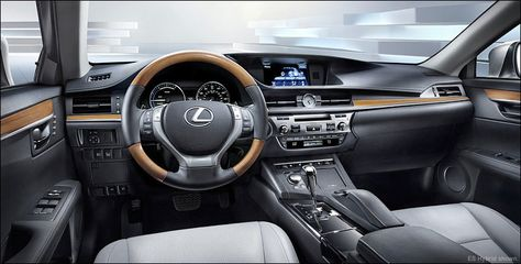 Lexus windshield